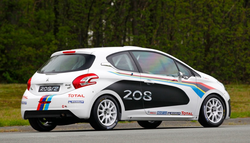 Peugeot 208 R2 Rally Car – a race-ready car you can buy Image #104937