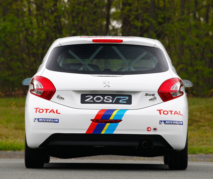 Peugeot 208 R2 Rally Car – a race-ready car you can buy Image #104939