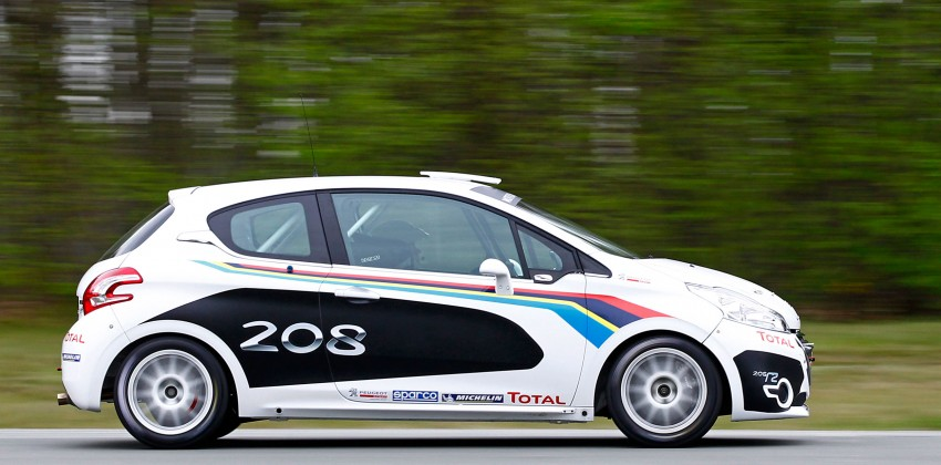 Peugeot 208 R2 Rally Car – a race-ready car you can buy Image #104941