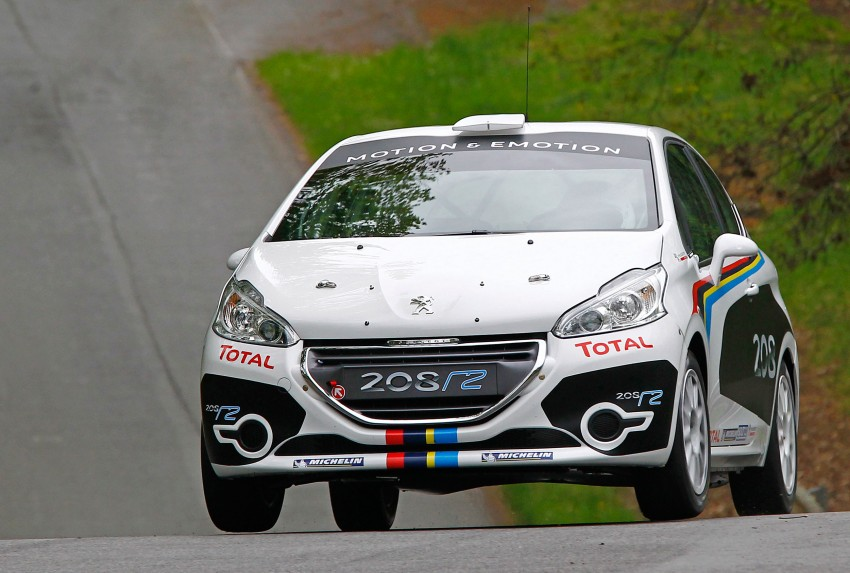 Peugeot 208 R2 Rally Car – a race-ready car you can buy Image #104942