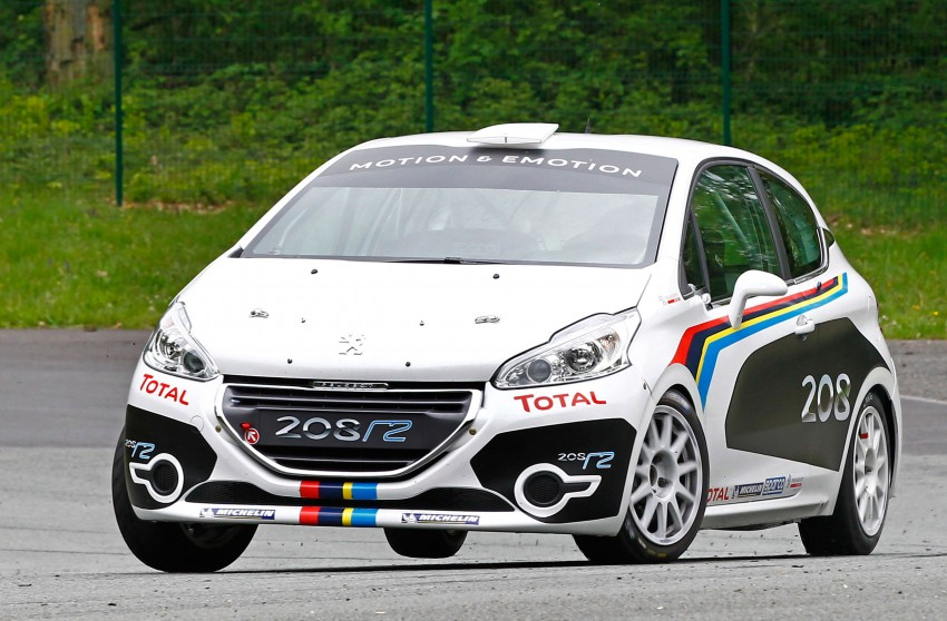 Peugeot 208 R2 Rally Car – a race-ready car you can buy Image #104944