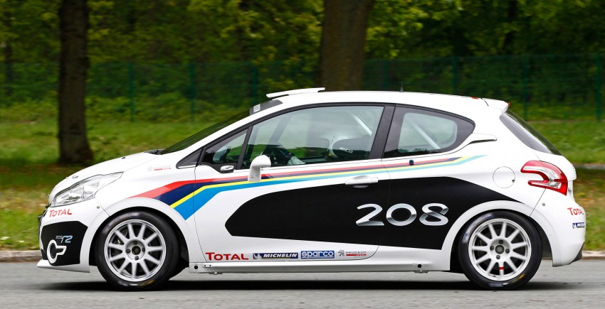 Peugeot 208 R2 Rally Car – a race-ready car you can buy Image #104945