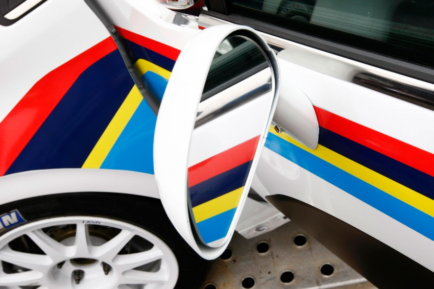 Peugeot 208 R2 Rally Car – a race-ready car you can buy Image #104952
