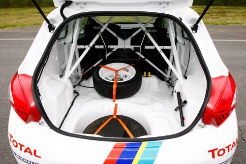 peugeot 208 r2 rally car - a race-ready car you can buy
