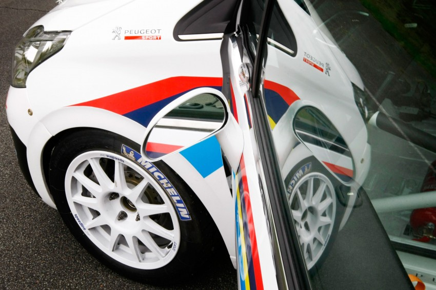 Peugeot 208 R2 Rally Car – a race-ready car you can buy Image #104959