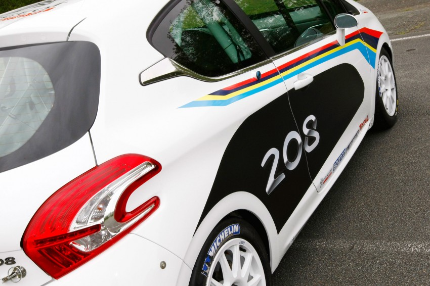 Peugeot 208 R2 Rally Car – a race-ready car you can buy Image #104960