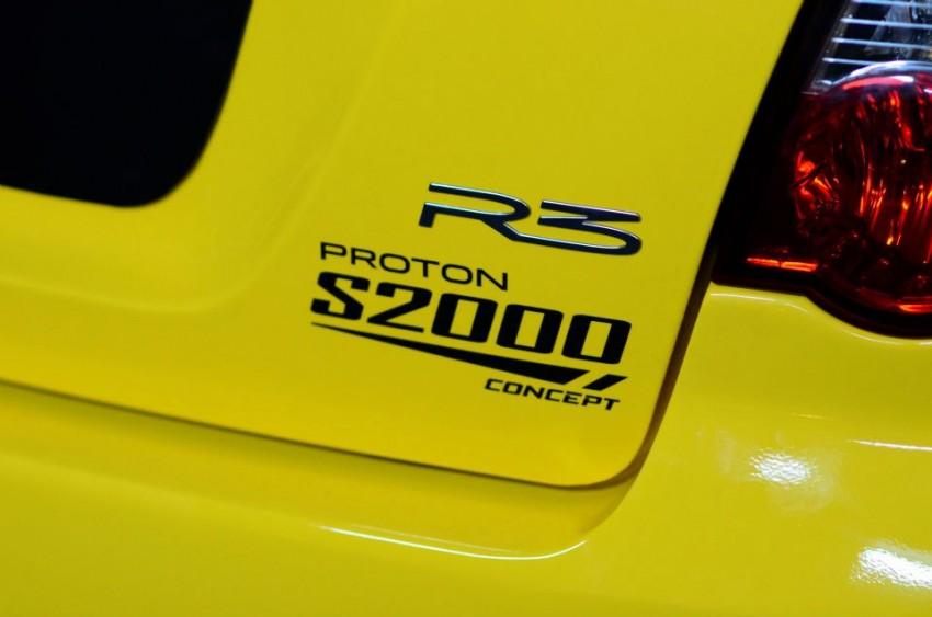 Proton Satria Neo S2000 Edition Supercharged Concept at Plaza Angsana JB Image #118362