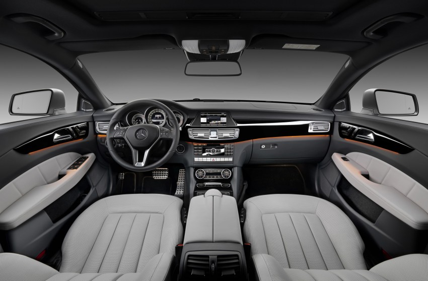 New Mercedes-Benz CLS Shooting Brake unveiled! Image #115364