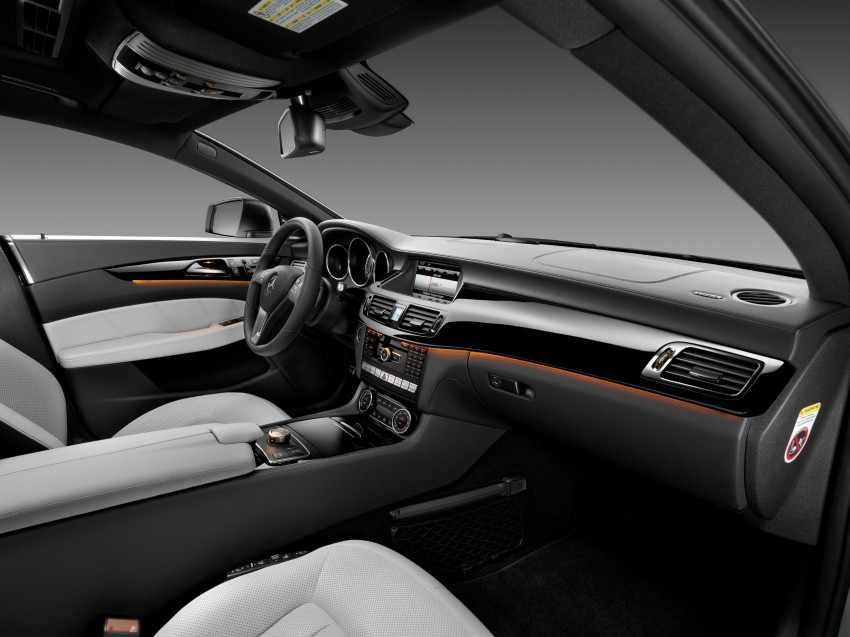New Mercedes-Benz CLS Shooting Brake unveiled! Image #115365