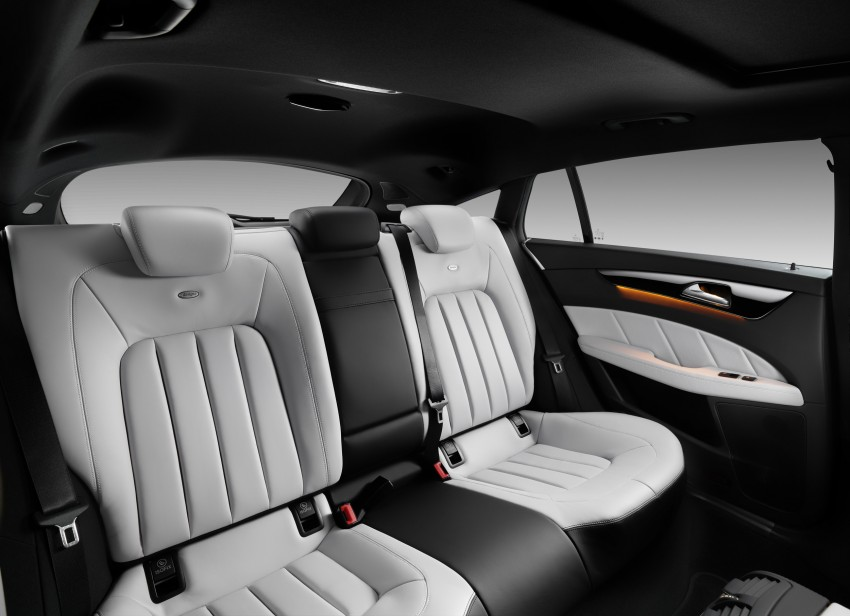 New Mercedes-Benz CLS Shooting Brake unveiled! Image #115366