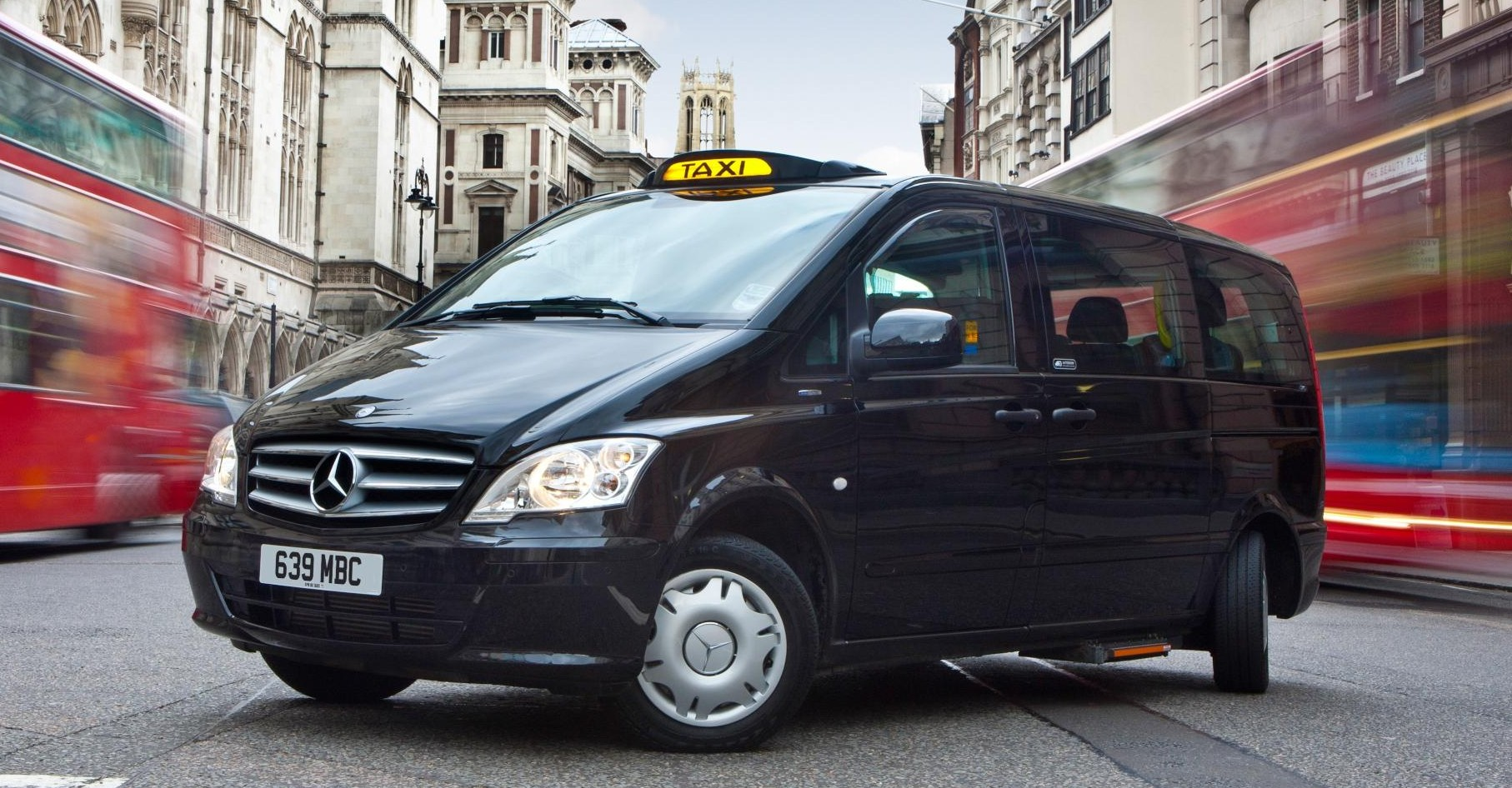 Mercedes benz vito taxi ruling london almost for Mercedes benz london