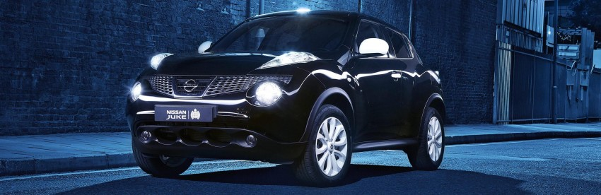 Nissan collaborates with Ministry of Sound to release special-edition Juke, limited to 250 cars in the UK Image #126418