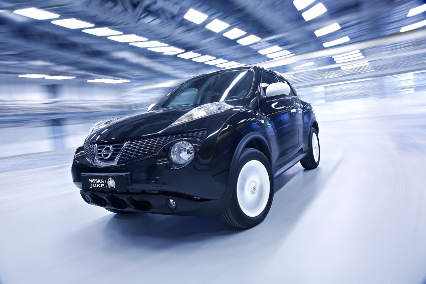 Nissan collaborates with Ministry of Sound to release special-edition Juke, limited to 250 cars in the UK Image #126422
