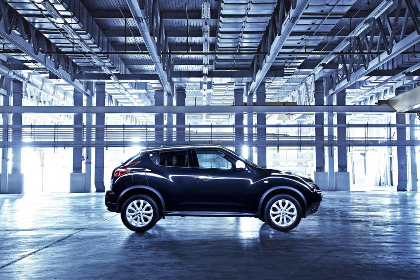 Nissan collaborates with Ministry of Sound to release special-edition Juke, limited to 250 cars in the UK Image #126427
