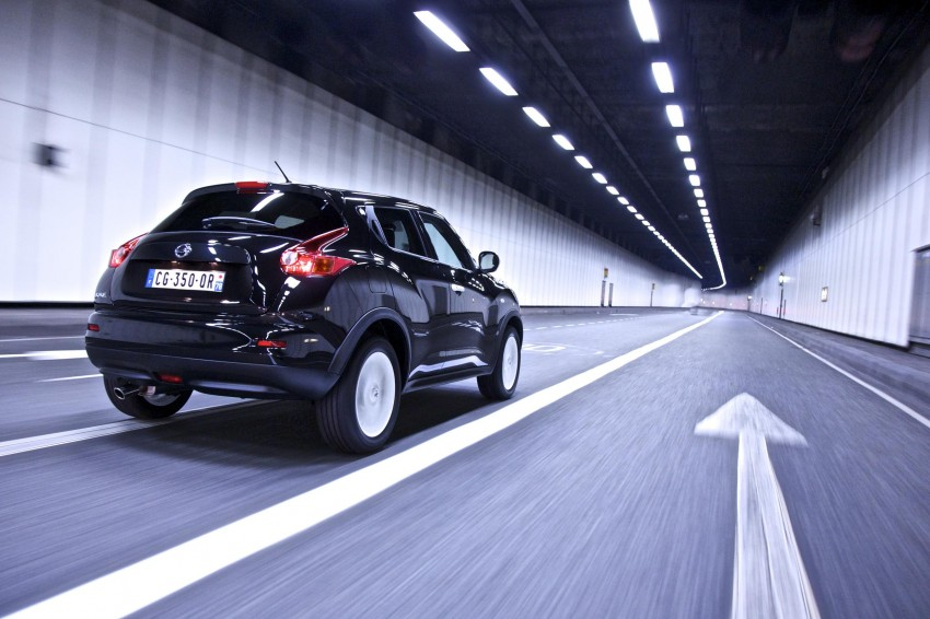 Nissan collaborates with Ministry of Sound to release special-edition Juke, limited to 250 cars in the UK Image #126428