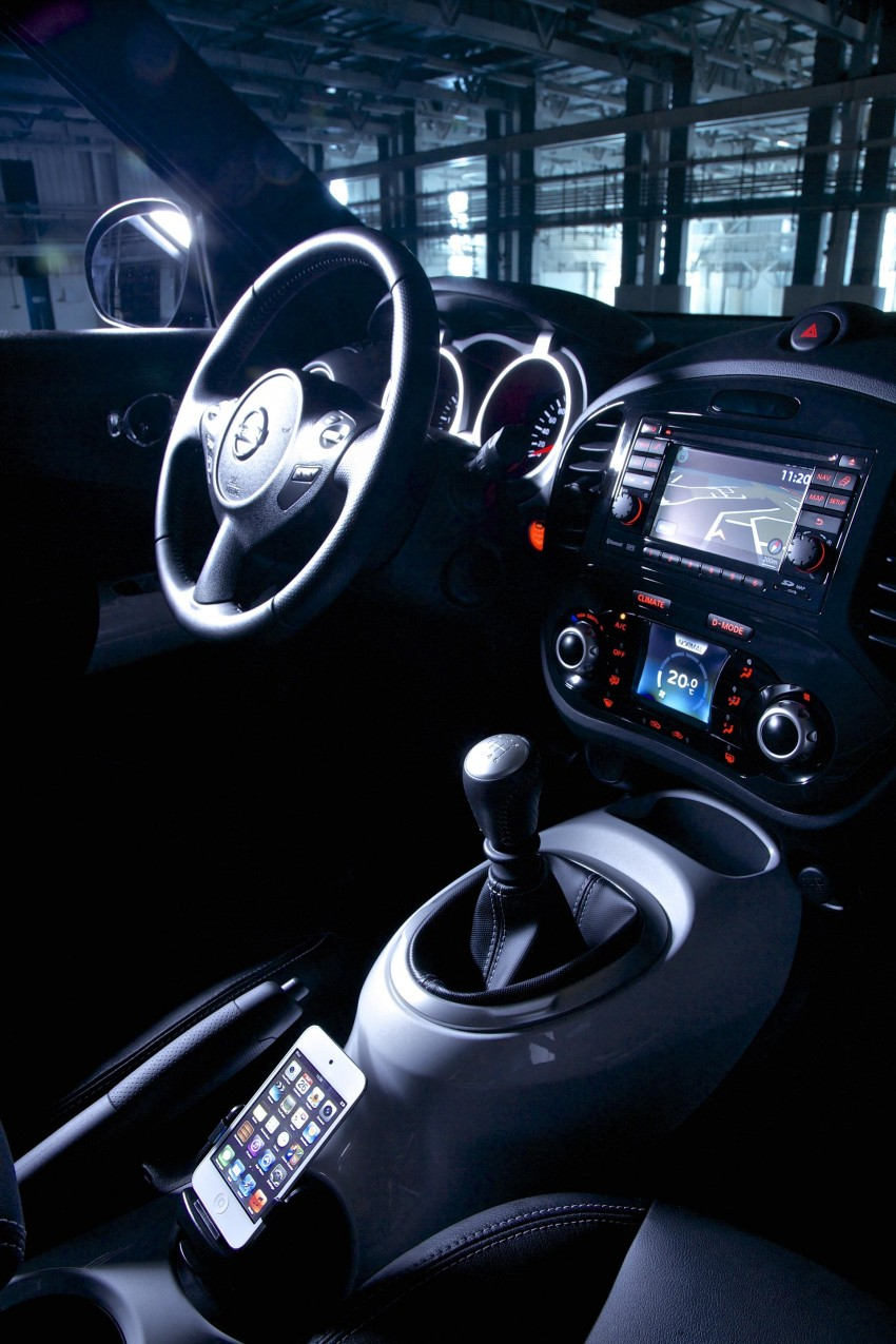 Nissan collaborates with Ministry of Sound to release special-edition Juke, limited to 250 cars in the UK Image #126410