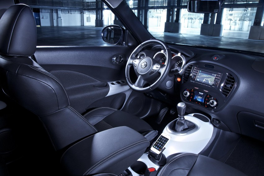 Nissan collaborates with Ministry of Sound to release special-edition Juke, limited to 250 cars in the UK Image #126412