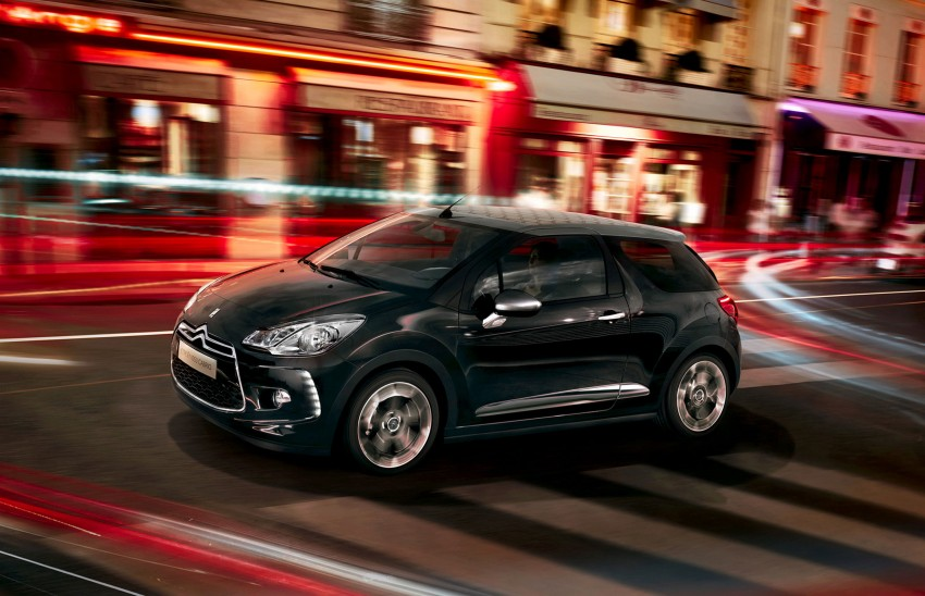 Citroën DS3 Cabrio – first pictures and details revealed ahead of Paris Motor Show 2012 Image #128225
