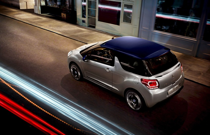 Citroën DS3 Cabrio – first pictures and details revealed ahead of Paris Motor Show 2012 Image #128226