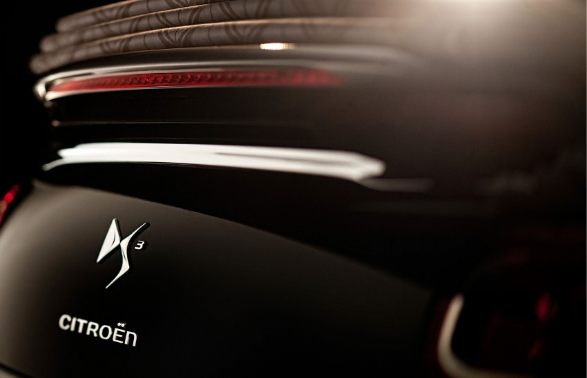 Citroën DS3 Cabrio – first pictures and details revealed ahead of Paris Motor Show 2012 Image #128241