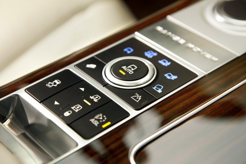 Fourth-generation Range Rover globally launched! Image #129904