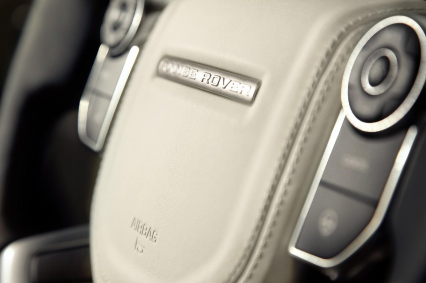 Fourth-generation Range Rover globally launched! Image #129906