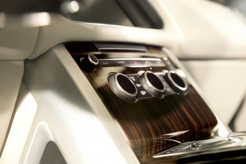 Fourth-generation Range Rover globally launched! Image #129909