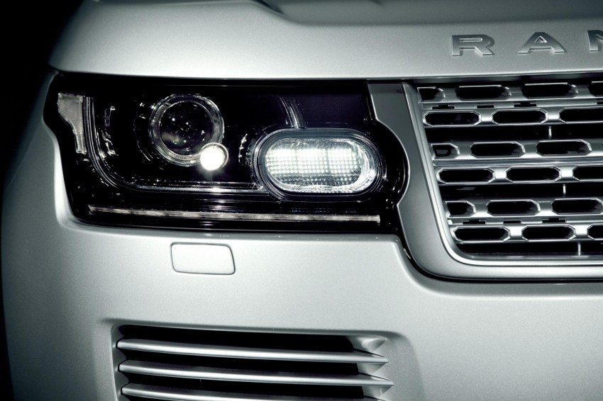 Fourth-generation Range Rover globally launched! Image #129919