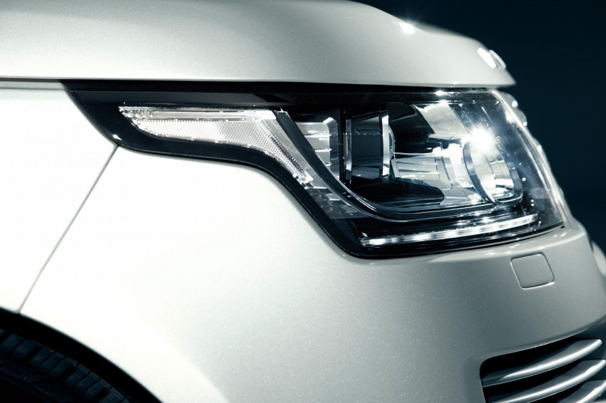 Fourth-generation Range Rover globally launched! Image #129921