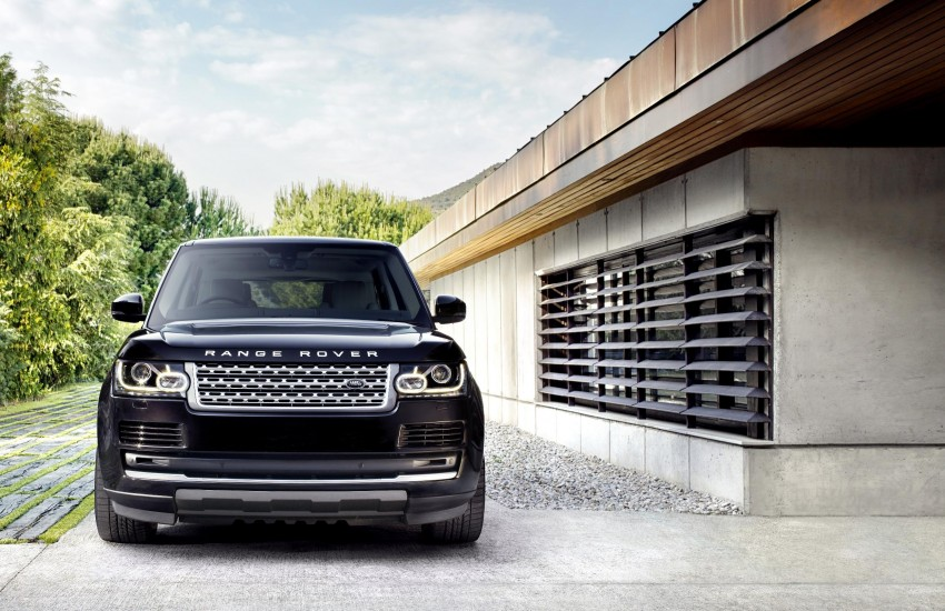 Fourth-generation Range Rover globally launched! Image #129924