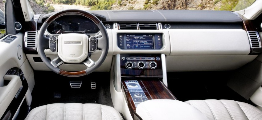 Fourth-generation Range Rover globally launched! Image #129931