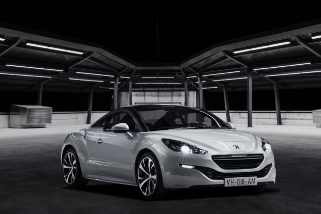 peugeot rcz price revised - rm272k for auto variant