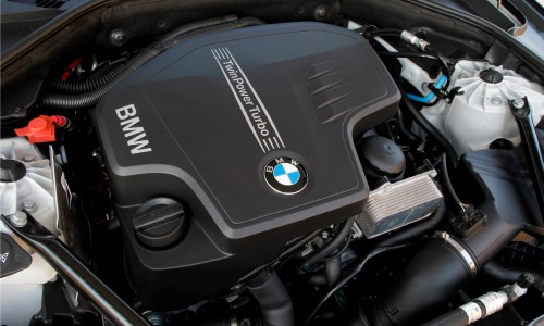 Bmw 5 Series Now With Four Cylinder Turbo Engines In