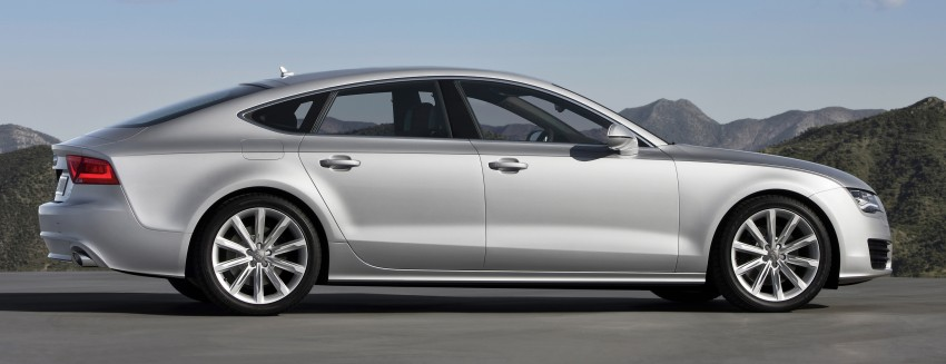 Audi A7 3.0 TFSI quattro now in Malaysia – RM599k Image #73875