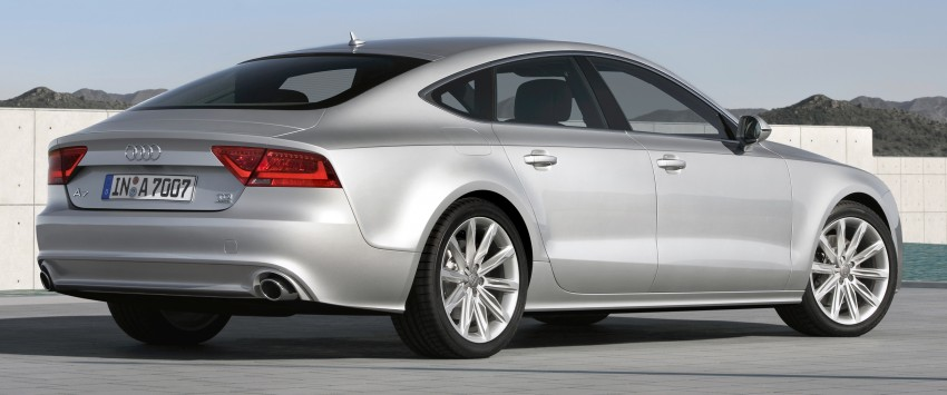 Audi A7 3.0 TFSI quattro now in Malaysia – RM599k Image #73874