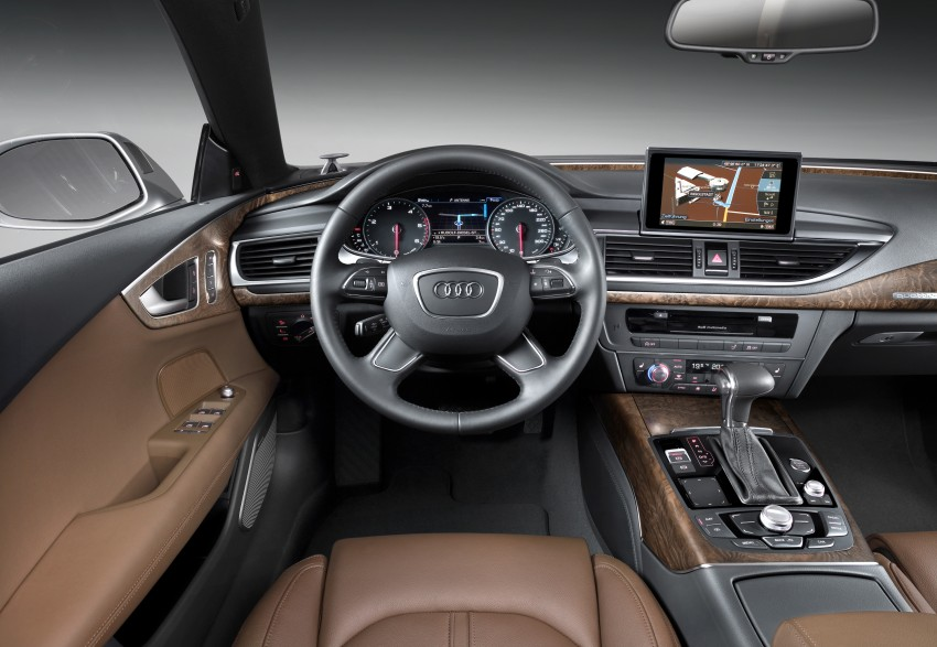 Audi A7 3.0 TFSI quattro now in Malaysia – RM599k Image #73873