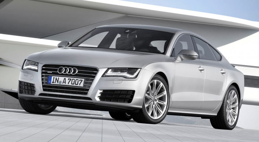 Audi A7 3.0 TFSI quattro now in Malaysia – RM599k Image #73876