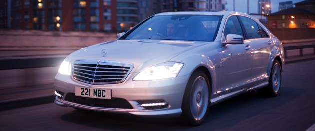 Mercedes-Benz S-Class AMG Sport Edition