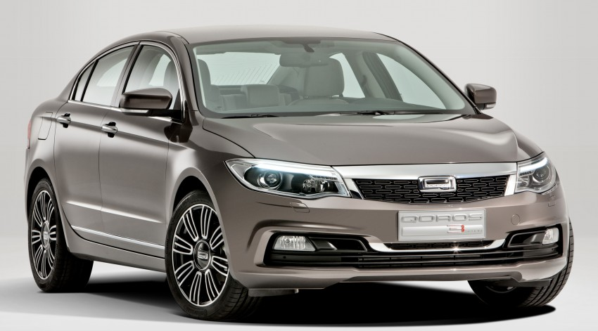 Newbie Qoros to mount a 3-fronted offense in Geneva Image #154766