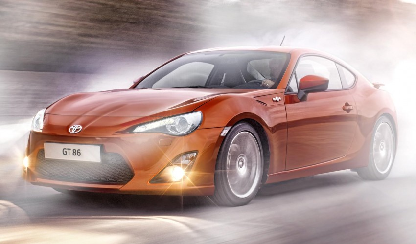 Toyota GT 86 all set for world debut in Tokyo Image #78151