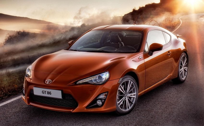 Toyota GT 86 all set for world debut in Tokyo Image #78152