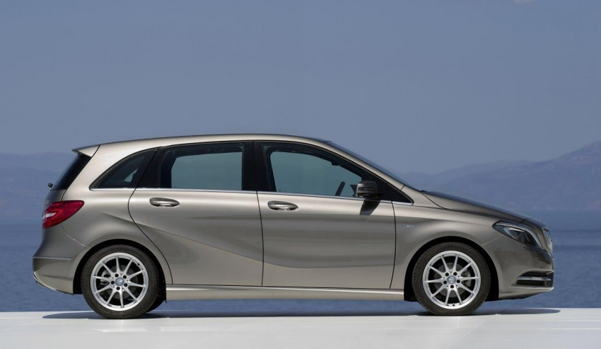 All-new Mercedes-Benz B-Class officially revealed! Image #66150