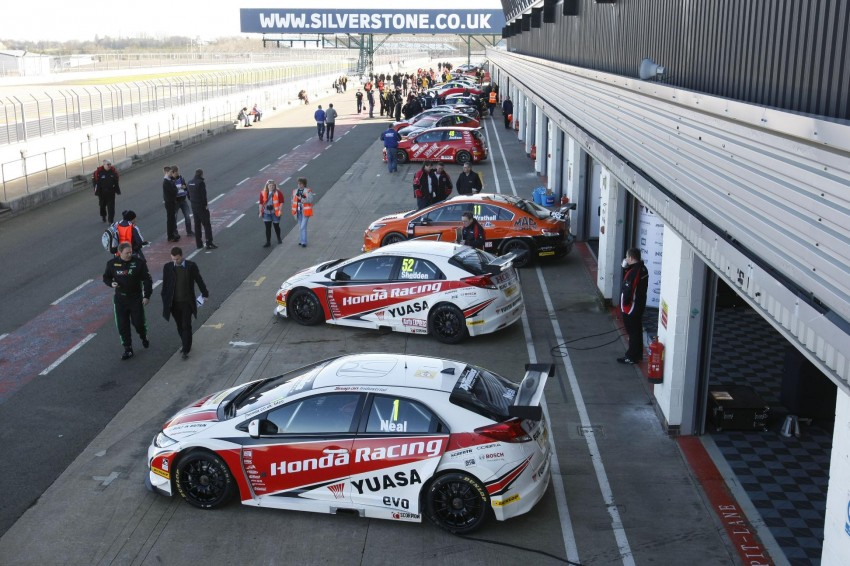 BTCC to start the season with an all turbo-charged grid Image #94582