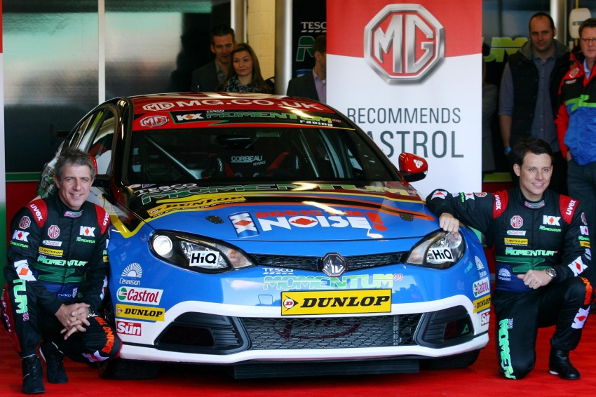 BTCC to start the season with an all turbo-charged grid Image #94583