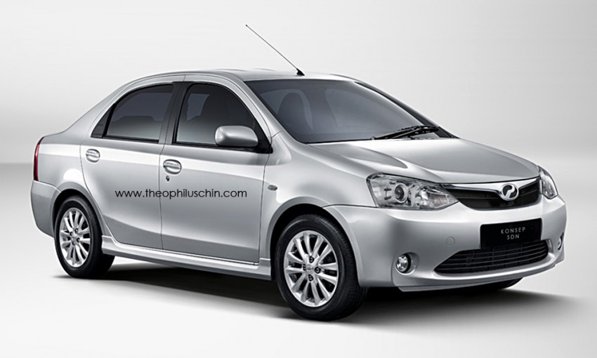 Perodua to go the sedan and above 1.5L capacity route? Image #86852