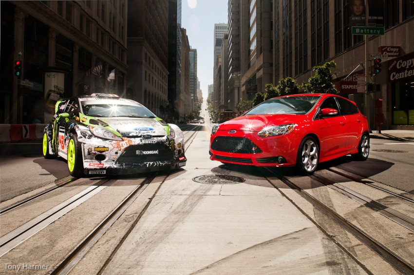 Ford Focus ST debuts, in five-door and estate forms Image #131061