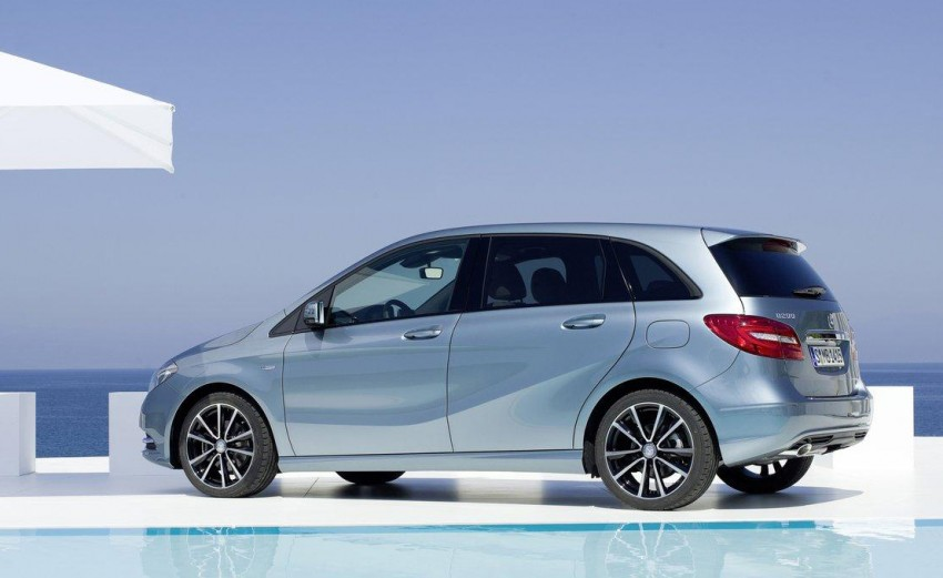 All-new Mercedes-Benz B-Class officially revealed! Image #66152