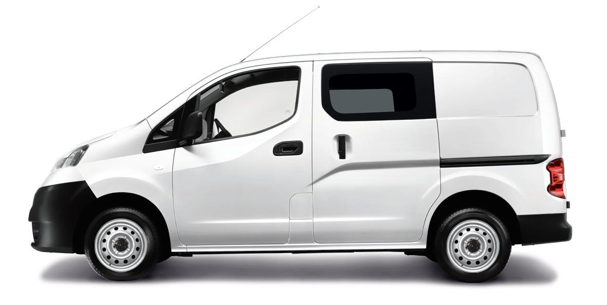 Nissan Nv200 Semi Panel Van Launched Rm70 900