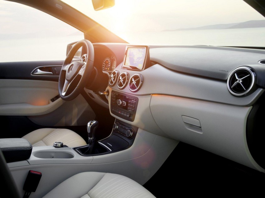 All-new Mercedes-Benz B-Class officially revealed! Image #66158