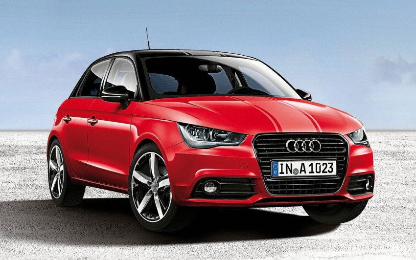 Audi A1 Amplified editions – two colours, three levels Image #112698